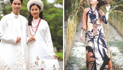 Kể chuyện sử Việt qua chiếc áo dài