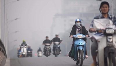 Hà Nội và một số tỉnh phía Bắc: Chất lượng không khí vẫn ở mức xấu