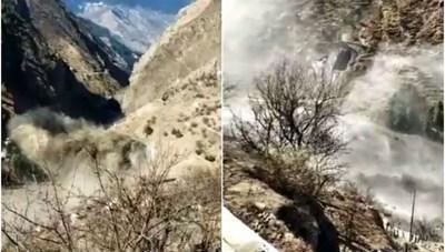 [VIDEO] Vỡ sông băng kinh hoàng ở Ấn Độ, 150 người mất tích