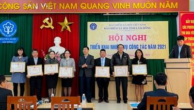 Bảo hiểm xã hội Lâm Đồng luôn là chỗ dựa cho mọi tầng lớp nhân dân