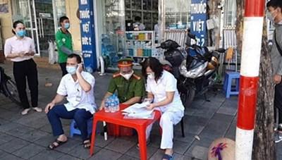 Hà Nội xử lý nghiêm vi phạm quy định phòng chống dịch