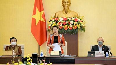 Tăng đại biểu HĐND hoạt động chuyên trách cho thành phố Hà Nội