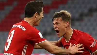 Kimmich thiết lập kỷ lục ấn tượng, Messi và Ronaldo phải 'ngả mũ'