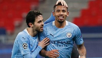 Man City là ứng viên số 1 cho chức vô địch Champions League mùa này
