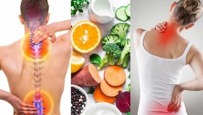 Ăn gì để tốt cho sức khỏe cột sống?