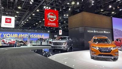 Toyota và Nissan bất ngờ trở thành điểm sáng trên thị trường ôtô