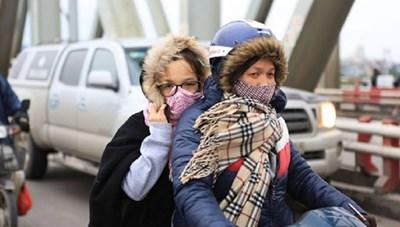 Bắc Bộ chuẩn bị đón gió mùa đông bắc