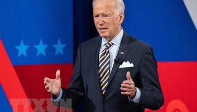 Mỹ: Ông Biden hối thúc Thượng viện thông qua gói cứu trợ 1.900 tỷ USD