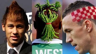 Những kiểu tóc đáng chú ý nhất trong lịch sử bóng đá