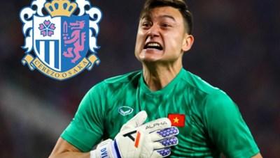 Cerezo Osaka thắng trận ra quân, Đặng Văn Lâm vui buồn lẫn lộn