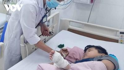 Cứu thành công bé trai 9 tuổi ở Sóc Trăng mắc bệnh hiếm gặp