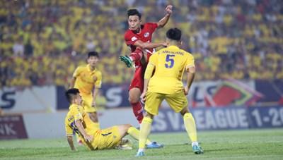 V-League 2021: Chiến thắng là mục tiêu duy nhất