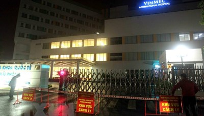 Hải Phòng phong tỏa các địa điểm liên quan đến ca nhiễm Covid-19