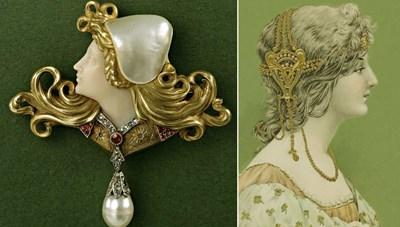 Lịch sử đồ trang sức thay đổi qua các thời kỳ