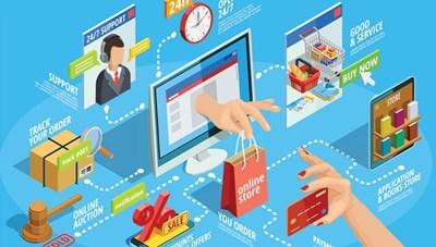 Bài toán quản lý thương mại điện tử xuyên biên giới?