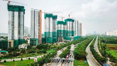 Thị trường bất động sản chưa có dấu hiệu hạ nhiệt