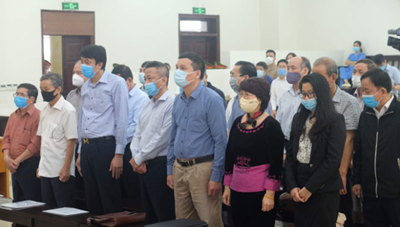 Ngày đầu xét xử sơ thẩm vụ án tại Công ty Gang thép Thái Nguyên: Gây thiệt hại tài sản nhà nước hơn 830 tỷ đồng
