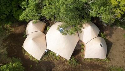 Nhà dưỡng lão trên đỉnh đồi mang hơi thở thiên nhiên ở Nhật Bản