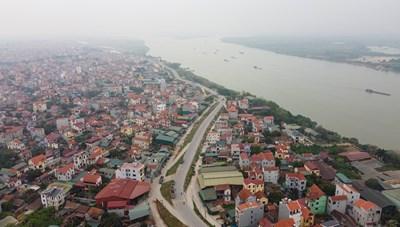 Bờ bãi Sông Hồng