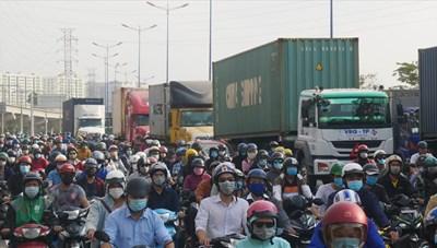 TP Hồ Chí Minh: Chưa có giải pháp cho nạn kẹt xe