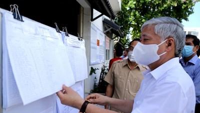 [BẢN TIN MẶT TRẬN] Sẵn sàng phương án tổ chức bầu cử khi phát sinh thiên tai, dịch bệnh