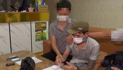 Đà Nẵng: Bắt 2 đối tượng tàng trữ ma túy trong khách sạn