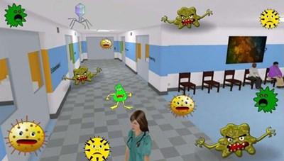 Chống nhiễm khuẩn bệnh viện