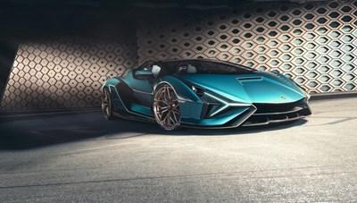 Lamborghini cũng dồn sức làm xe điện