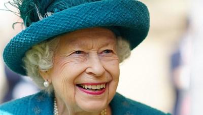 Nữ hoàng chúc tuyển Anh may mắn trước chung kết EURO 2020