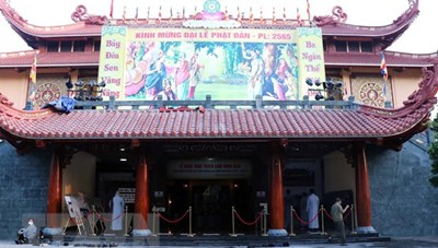 Giáo hội Phật giáo Việt Nam TP HCM đề nghị dùng tự viện làm bệnh viện dã chiến