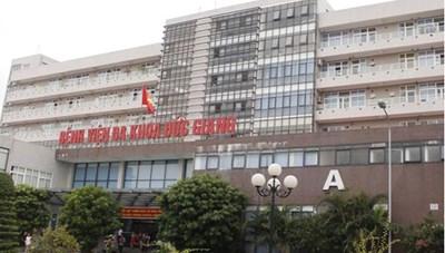 Bệnh viện đa khoa Đức Giang Hà Nội: Vẫn trong tầm kiểm soát