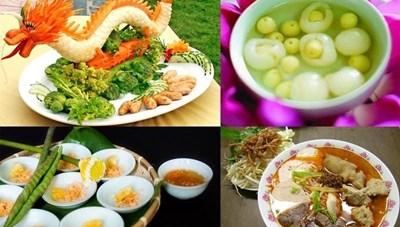 Thi sáng tác Logo về 'Huế- Kinh đô ẩm thực'