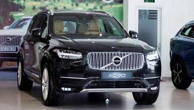583 xe Volvo tại Việt Nam bị triệu hồi liên quan đến bơm nhiên liệu