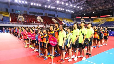 Gần 800 VĐV tham gia Giải vô địch bóng bàn trẻ quốc gia năm 2020