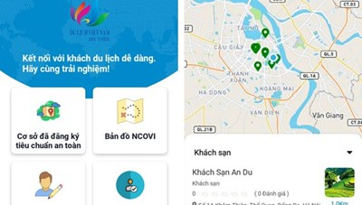 Chuẩn bị ra mắt ứng dụng 'Du lịch Việt Nam an toàn'