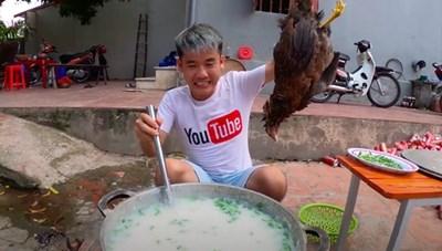 Góc khuất nghề Youtuber
