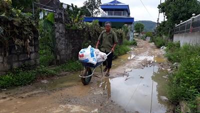 Thanh Liêm (Hà Nam): Đường nông thôn mới 'bế tắc' vì một hộ dân