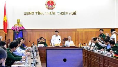'Xin' Chính phủ 1.000 tấn gạo cứu trợ cho dân Thừa Thiên-Huế