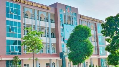 Quốc Oai- Hà Nội: Nhiều sai phạm tại Trường THPT Phan Huy Chú