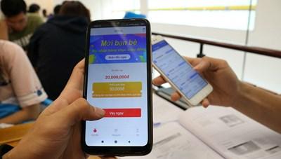 App cho vay bủa vây người tiêu dùng