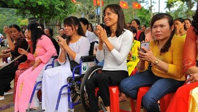 Quyền cho phụ nữ khuyết tật: Những khoảng trống vô hình