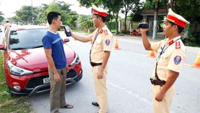 13 tài xế nghiện ma túy bị phát hiện trên cao tốc Hà Nội - Lào Cai