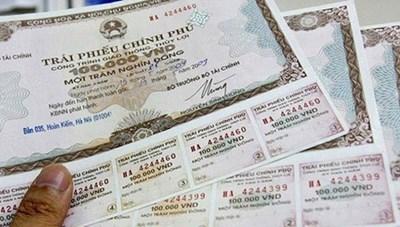 Đã huy động được hơn 260 nghìn tỷ đồng trái phiếu chính phủ