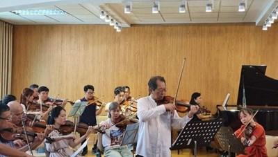 Các nghệ sĩ violin tài năng nhiều thế hệ sẽ quy tụ tại Galaxy Concert