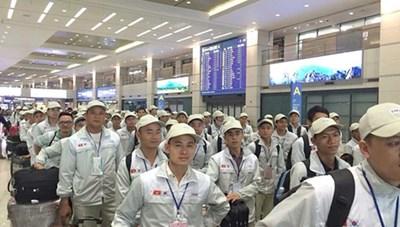 Hàn Quốc đang quan tâm giải quyết việc tiếp nhận lao động Việt Nam