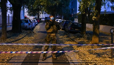 Tấn công bằng súng ở Lyon sau liên tiếp các vụ khủng bố tại Pháp