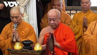 Vụ tro cốt 'thất lạc': Phục hồi chức vụ trụ trì chùa Kỳ Quang 2