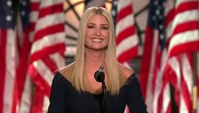 Bầu cử Mỹ 2020: Ái nữ nhà Trump phá kỷ lục gây quỹ của ông Obama