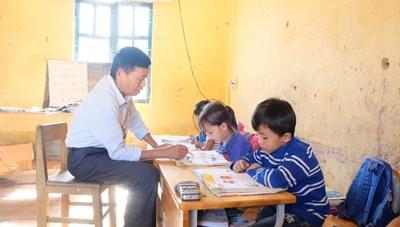 Thanh Hóa: Nhọc nhằn gieo chữ trên đỉnh núi Cao Sơn
