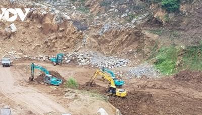 Cần xử lý dứt điểm việc khai thác vàng đã kéo dài nhiều năm ở Sơn La